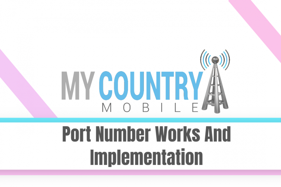 Port Number Works And Implementation - My Country Mobile